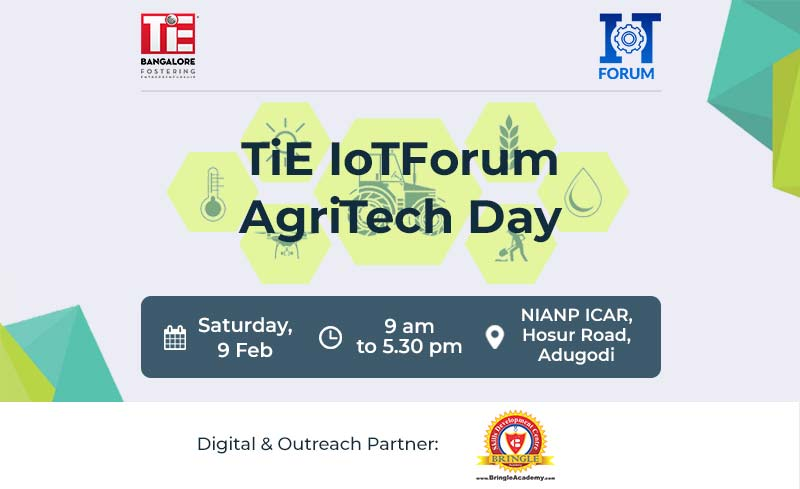 AgriTech Day 2019 Banner